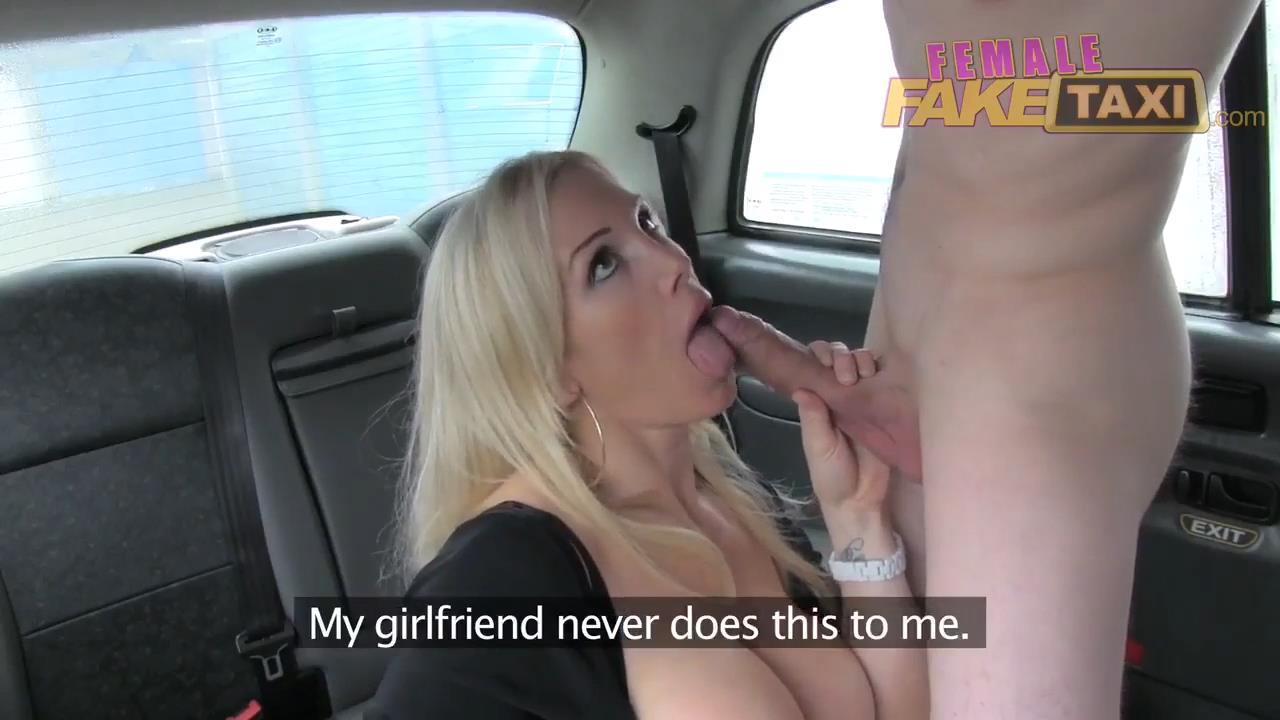 Female Fake Taxi Porn